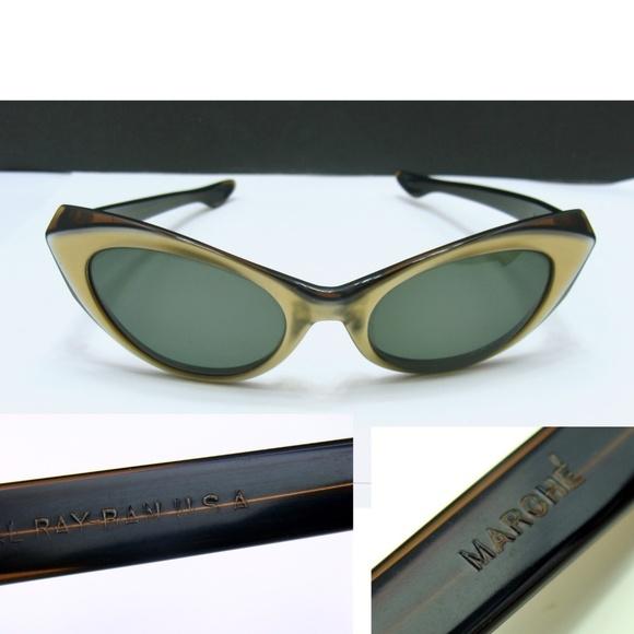 1afacd5975c8c Vintage Ray Ban Marche sunglasses cats eye glasses.  M 5c0f46143e0caad2593bf201